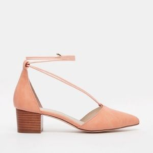 "ASOS ""Oregon"" lace-up heel"